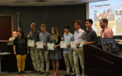 Trustees honor Coppell Solar, discuss new CISD campuses