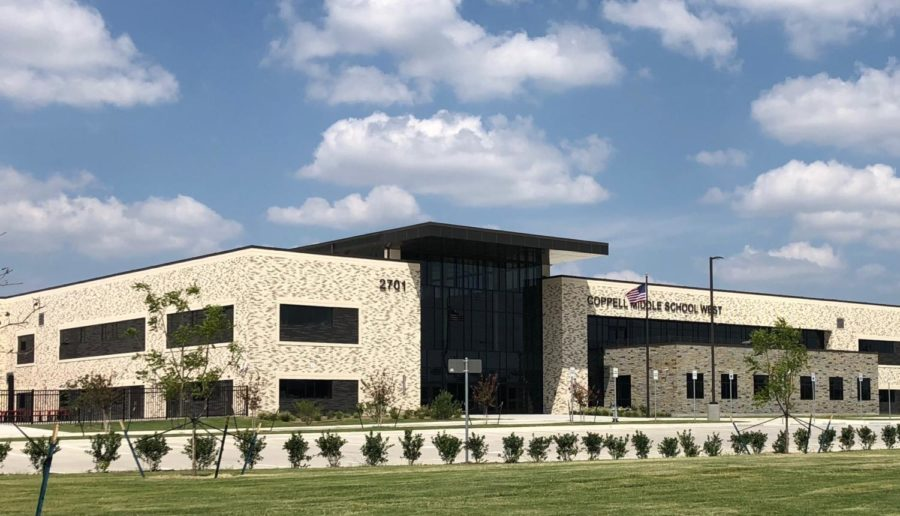 The new CMS West just recently opened this year with a stunning sleek design at the edge of Coppell.