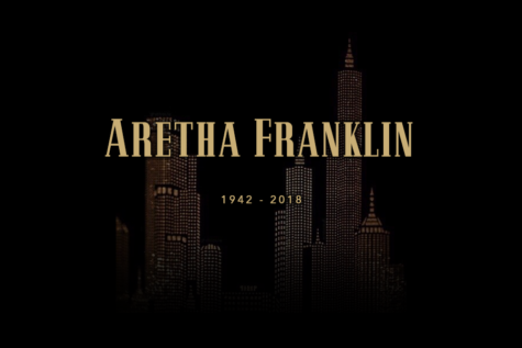 In memory of Aretha Franklin (1942 - 2018)
