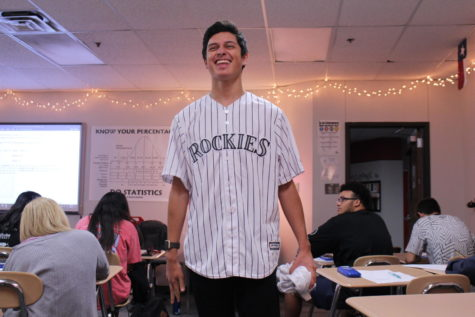 """""""Jersey Thursday"""" promotes Homecoming week"""