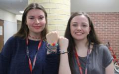 CHS Highlight: Carrie Sheffield and Camryn Rudd