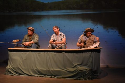 Theatre Coppell reels in audience with captivating performance
