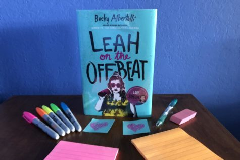 Book of the Week: Leah on the Offbeat by Becky Albertalli