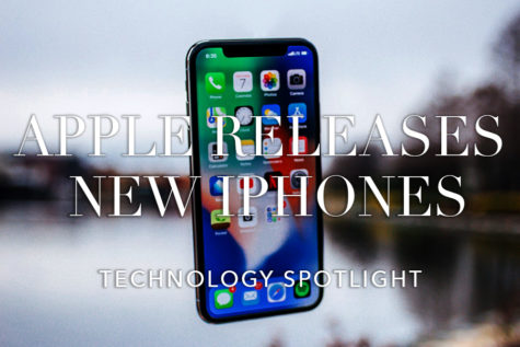 Technology Spotlight: Apple releases new iPhones