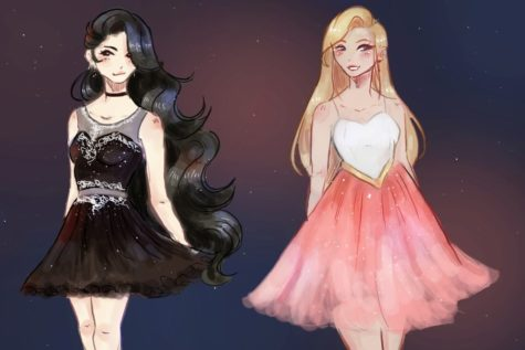 Fashion Focus: Two-piece homecoming dresses
