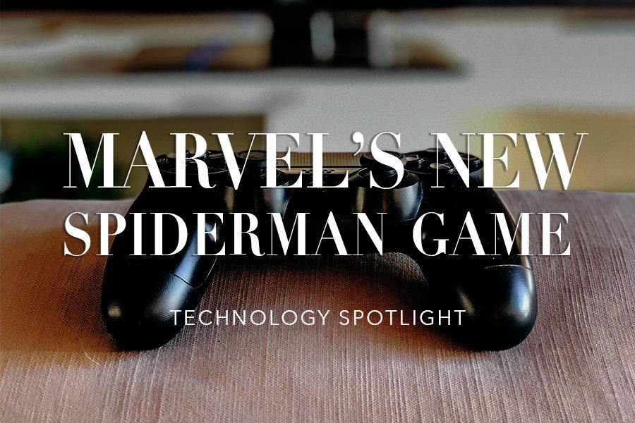 Technology Spotlight: Marvel's Spider-man redefines the super hero gaming industry
