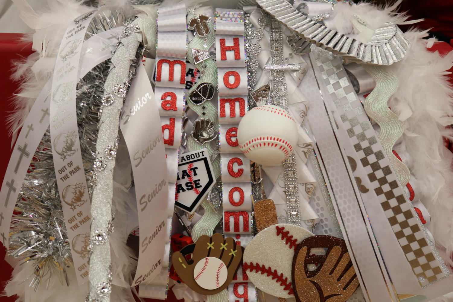 One of Texas's homecoming traditions is the use of mums, which a boy gets his date before the homecoming dance. The Coppell High School homecoming dance is Sept. 29 from 7-11 p.m.