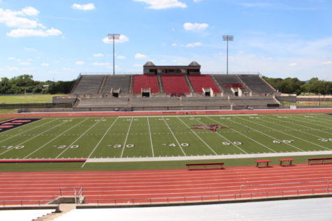 Beginning this year, security measures will be now more heavily enforced at the Buddy Echols stadium during athletic events for the 2018-2019 school year. This includes the enforcement of past policy concerning backpacks, pre-game searches, with the addition of monitoring from security personnel and local officers from the Coppell Police Department.