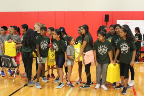 CMSE Sustainability Club hosts fun-run to create wells in Sudan
