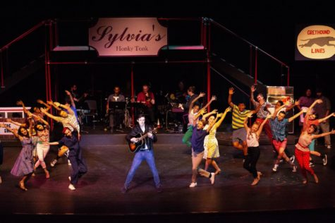 "New beginnings, complicated love take spotlight in theater production, ""All Shook Up"""