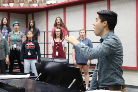 Coppell High School choir chord-ially invites all to see fall concert