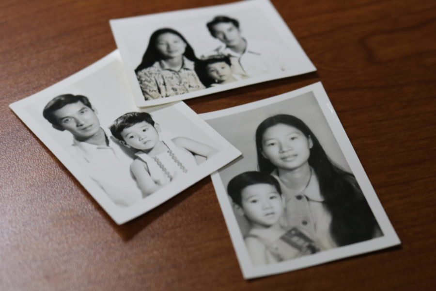 Coppell High School assistant principal Ryan Lam's family photos share his story of being a Vietnamese refugee. Lam explains how these photos are the last memory his mother brought from Vietnam.