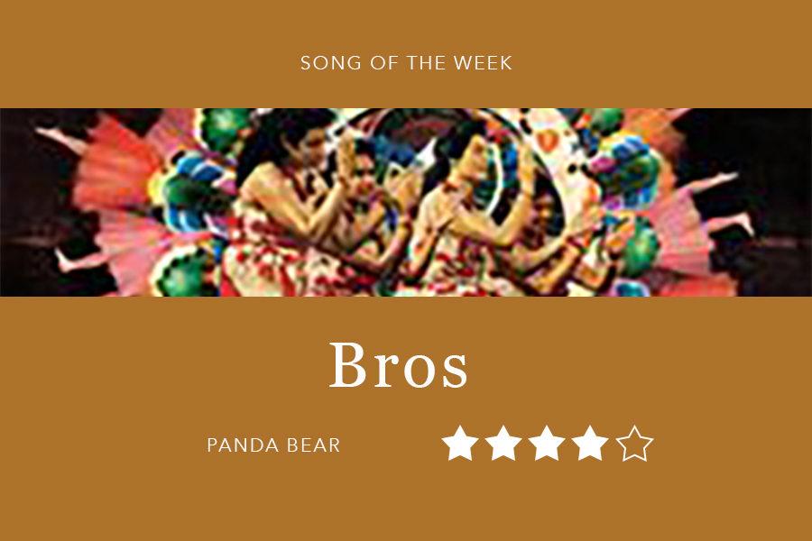 "Song of the Week: ""Bros"" - Panda Bear"