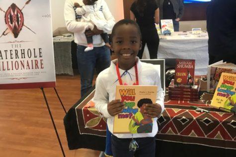 Authors promote diverse literature at Indie Author Fair