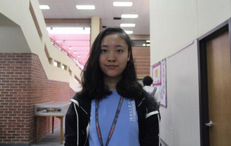 Junior Daphnie Tian