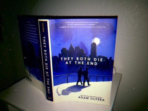 Book of the Week: They Both Die at the End by Adam Silvera