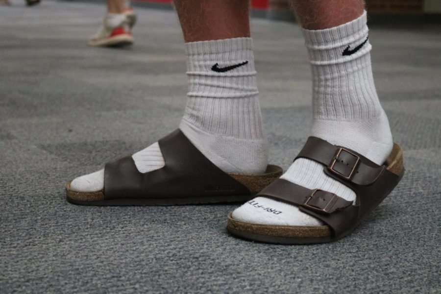 Fashion Focus Birkenstocks for men \u2013 Coppell Student Media