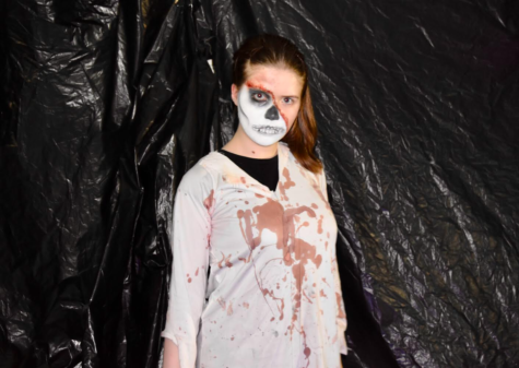 New Tech @ Coppell attracts students, parents to come see annual Haunted House and Fall Festival