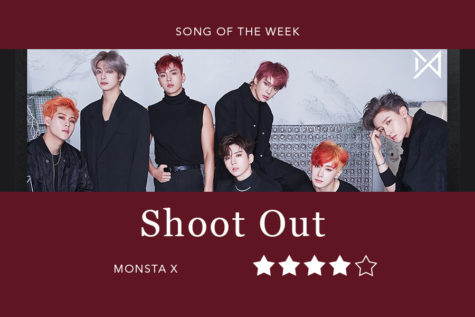 "One Shot: ""Shoot Out"" – Monsta X"