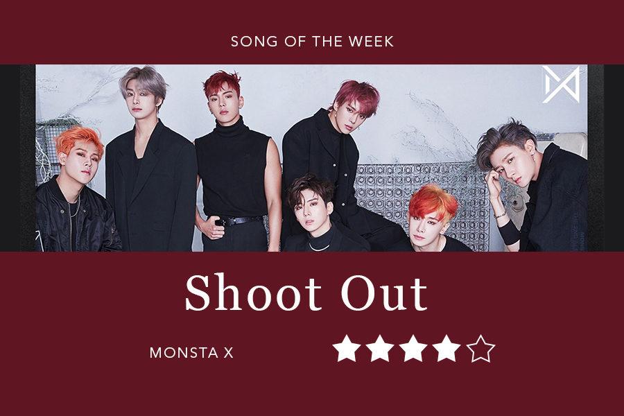 "One Shot: ""Shoot Out"" - Monsta X"