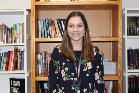 Q&A: Sanchez starting new chapter in English department, fueled by love of literature, writing