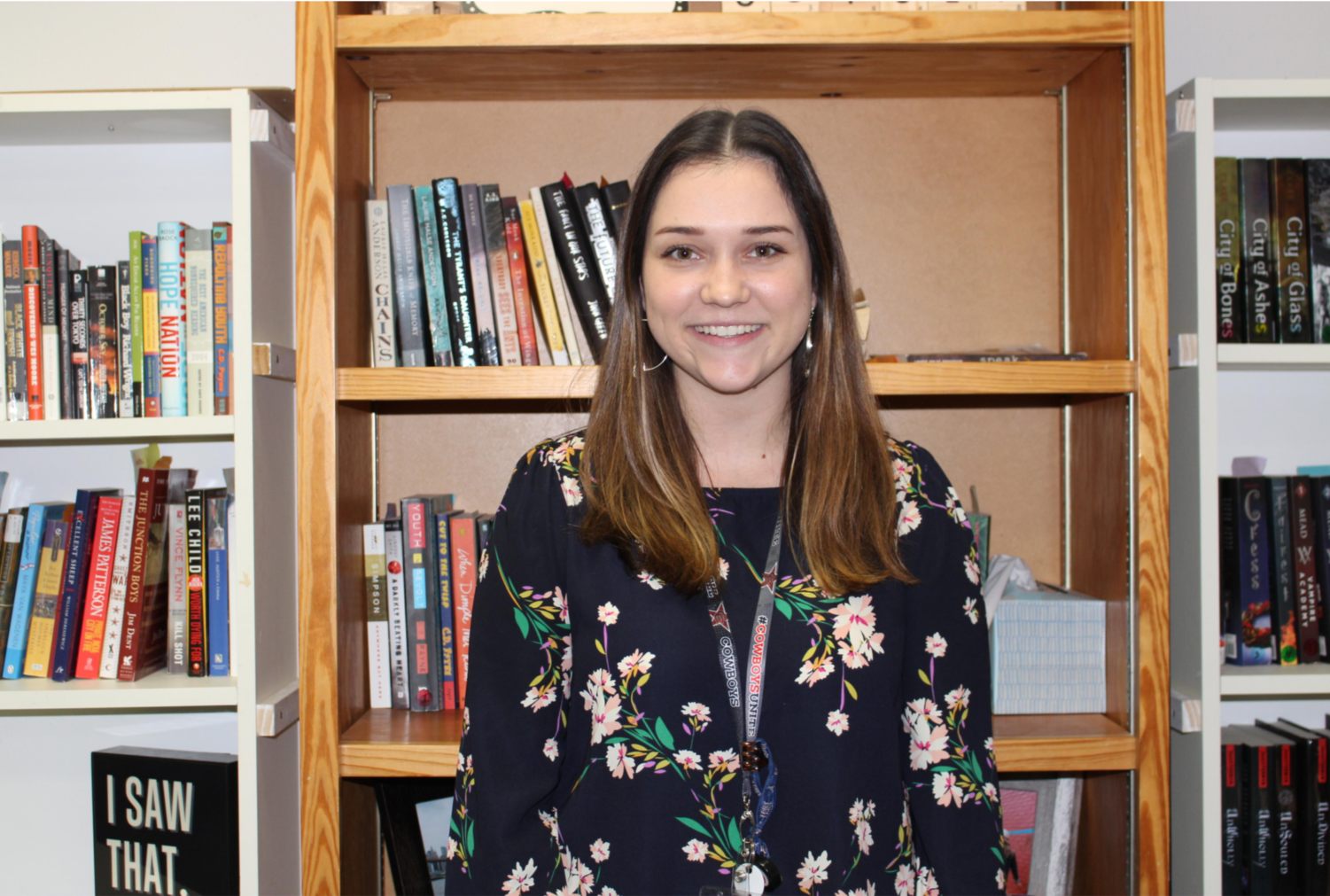 Mariah Sanchez is new English Teacher at Coppell ISD. Her transition into the new district is fueled through her passion for her learners.