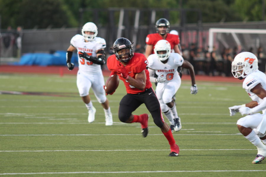 Coppell senior Jonathan McGill recently committed to play to college football at SMU. McGill has grown to be one of the Cowboy's most prominent defensive backs on the field and a dreaded threat for the offense.