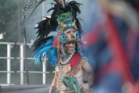 Mayan group, Pakal, amazes audience with traditional dance during Kaleidoscope