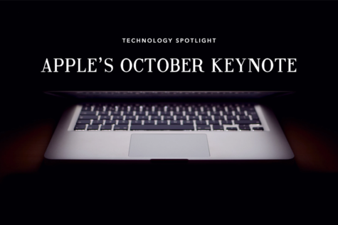 Technology Spotlight: Apple's October Keynote