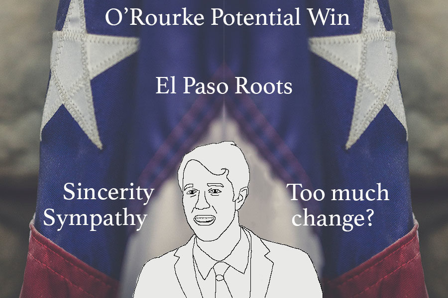 Beto+O%E2%80%99Rourke+is+the+Democratic+candidate+for+the+Texas+Senate+elections+taking+place+today.+Although+he+is+white%2C+he+has+a+background+in+a+Hispanic+town+and+has+the+voice+that+Texas+needs+to+sway+U.S.+Senate+decisions.+