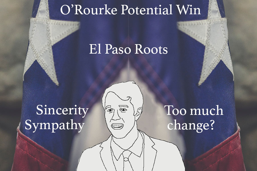Beto O'Rourke is the Democratic candidate for the Texas Senate elections taking place today. Although he is white, he has a background in a Hispanic town and has the voice that Texas needs to sway U.S. Senate decisions.