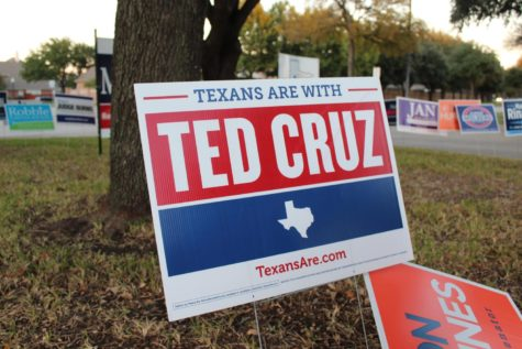 'Tough as Texas', Cruz keeps Texas red