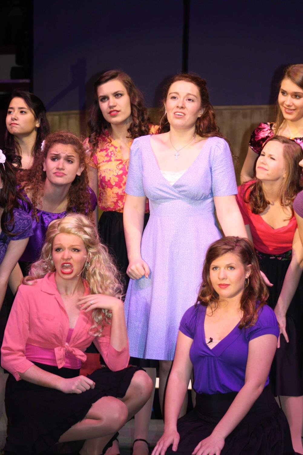 The First United Methodist Church put on the production West Side Story in 2010. FUMC has been producing musicals since 2001, and will be holding auditions for its 2019 show, The Beauty & the Beast, today and tomorrow.