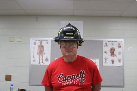 A fireproof heart: Beyer continues to serve others through health science department