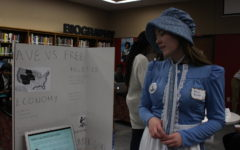 On the Spot: APUSH students reenact Antebellum period through We Are One (with video)