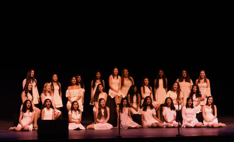 Respira, Coppell High School's show choir, is hosting its annual show in the CHS Auditorium tomorrow and Saturday night. The show is inspired by diversity and current iconic hits in music. Tickets are $5 for students with IDs, $10 for adults and complementary for attendees with supporter shirts.