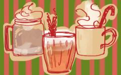 Three seasonal drinks to keep you warm through the holidays