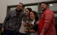 Modeling merit: First-ever CHS9 Teacher of the Year awarded to Douglas