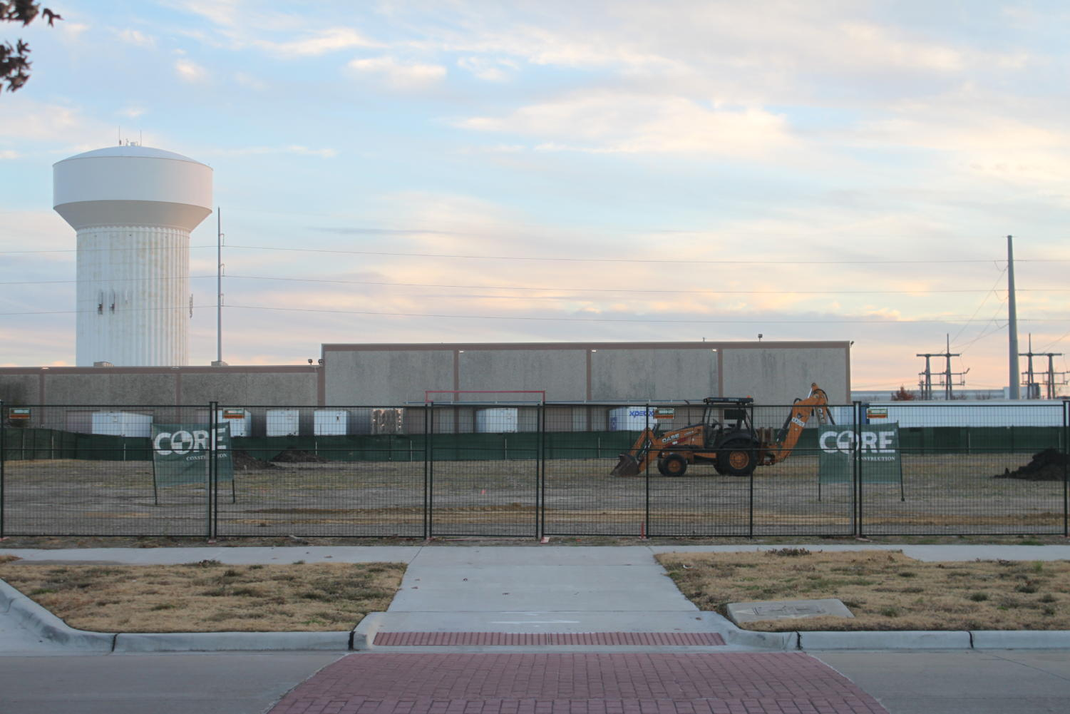 The Coppell Arts Center is currently under construction in Old Town Coppell on the intersection of Travis and West Main Street. The center is scheduled to open in November 2019 and will contain a main stage theater, a flexible theater, a multi-purpose area and additional work space.