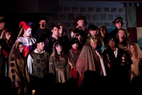 24th annual Madrigals feast to take place tomorrow night, Saturday