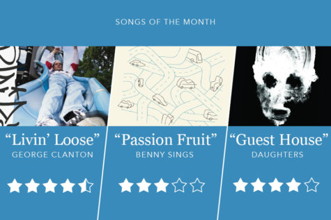 December: Songs of the Month