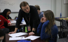 Teacher of the Week: Watkins using math to teach life lessons