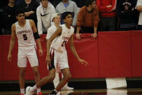 Basketball starts small, turns into passion for Agarwal