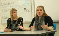 Hollywood casting associate visits CHS select theater students (with video)