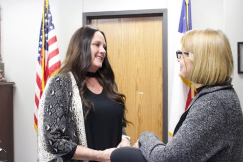 Stroh enters role of principal's secretary, powered by experience of previous positions