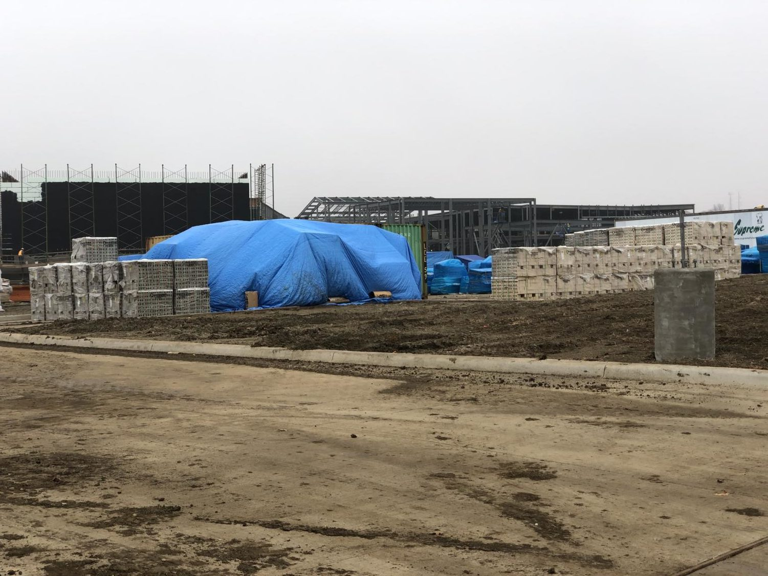 Named on Nov. 26, Canyon Ranch Elementary School came to be through a public poll sent out by Coppell ISD. CISD started construction on the 11th elementary school in the district and is projected to be completed in 2019.