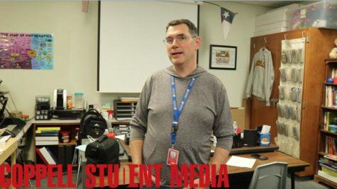 Teacher of the Week: More than blue shirts, khaki pants for math teacher