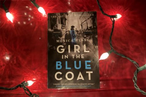 "Book of the Week: ""Girl in the Blue Coat"" by Monica Hesse"