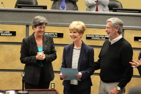 City to recognize popular outgoing administrative assistant