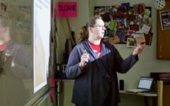 Teacher of the Week: Sloane's physics expertise allowing for hands-on learning experience